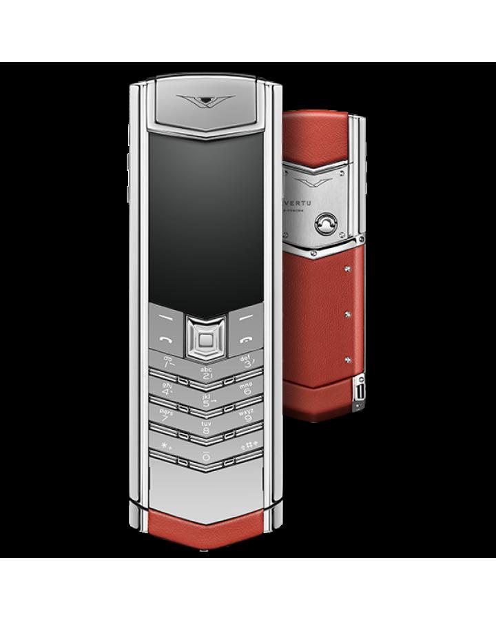 Телефон Vertu SIGNATURE S DESIGN RED CALF