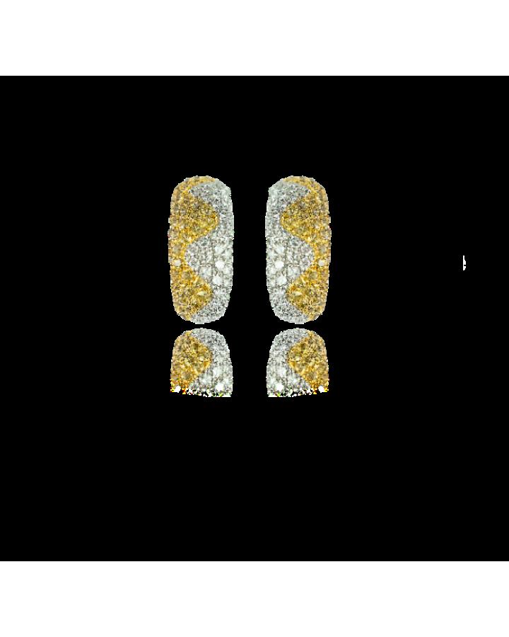 Серьги Chopard  Diamonds 844102-9002