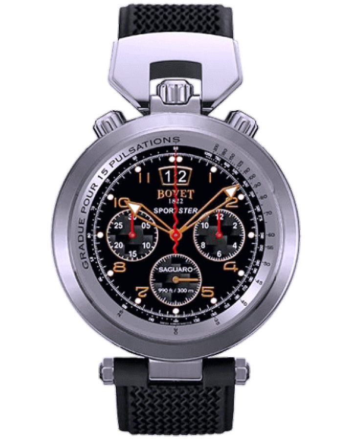 Часы Bovet Amadeo Saguaro Chronograph 46 mmSP0418 MA