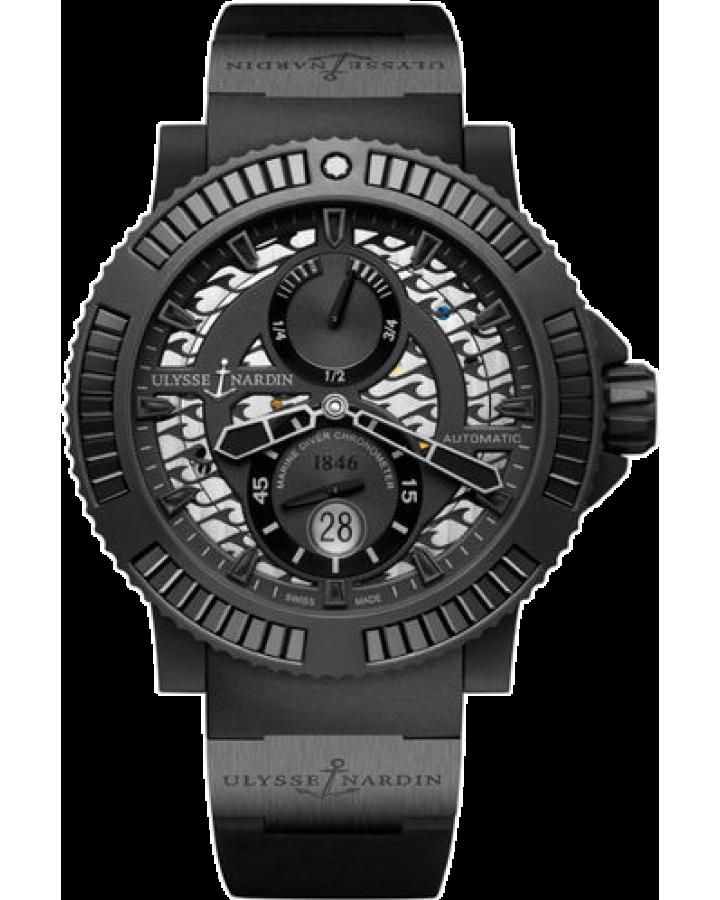Часы Ulysse Nardin 263 92B2 3C 922 Diver Black Sea