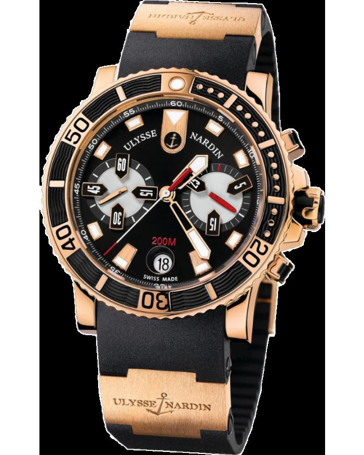 Часы Ulysse Nardin Diver Maxi Marine Diver Chronograph8006-102