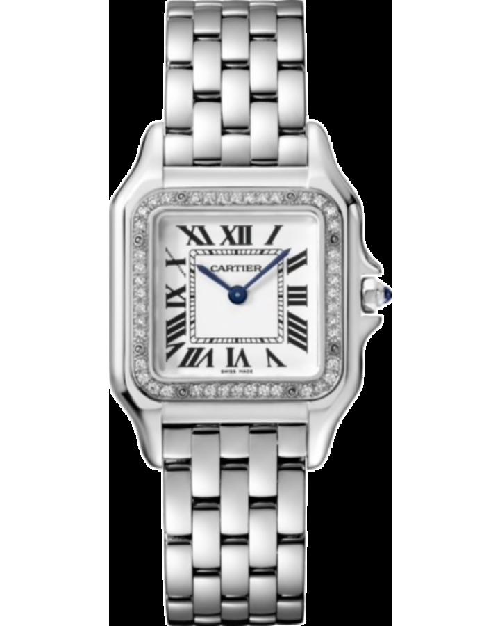 Часы Cartier PANTHÈRE DE МОДЕЛЬ СРЕДНЕГО РАЗМЕРА W4PN0008