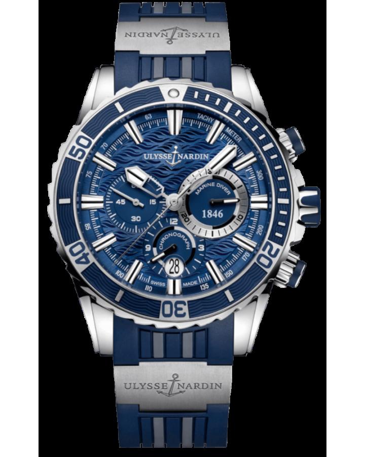 Часы Ulysse Nardin Diver Chronograph 1503 151