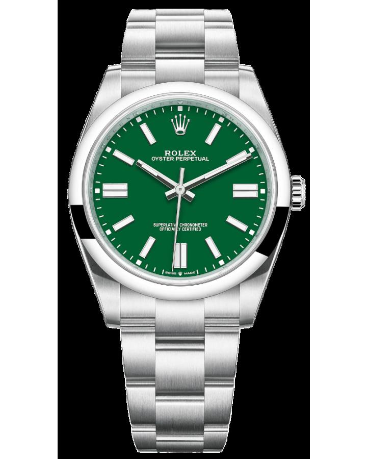 Часы Rolex Oyster Perpetual 41 mm Steel124300-0005