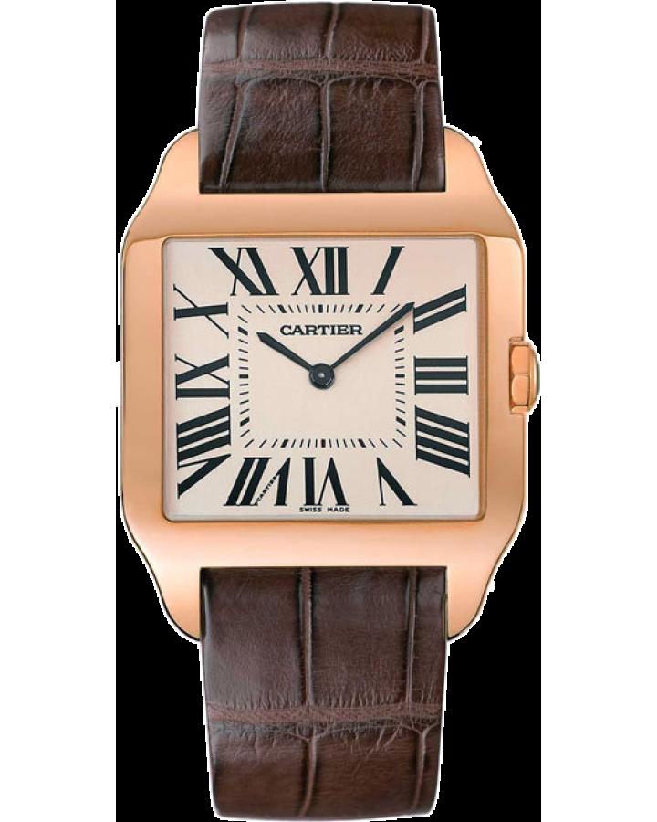 Часы Cartier Santos de Dumont W2006951