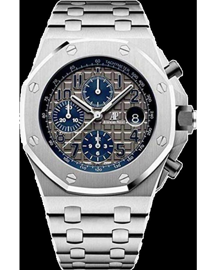 Часы AUDEMARS PIGUET 26474TI OO 1000TI 01 Royal Oak Offshore Chronograph 42 mm QEII Cup 2018
