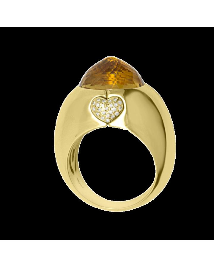 Кольцо Chopard  Classic Yellow Gold 823830-0111