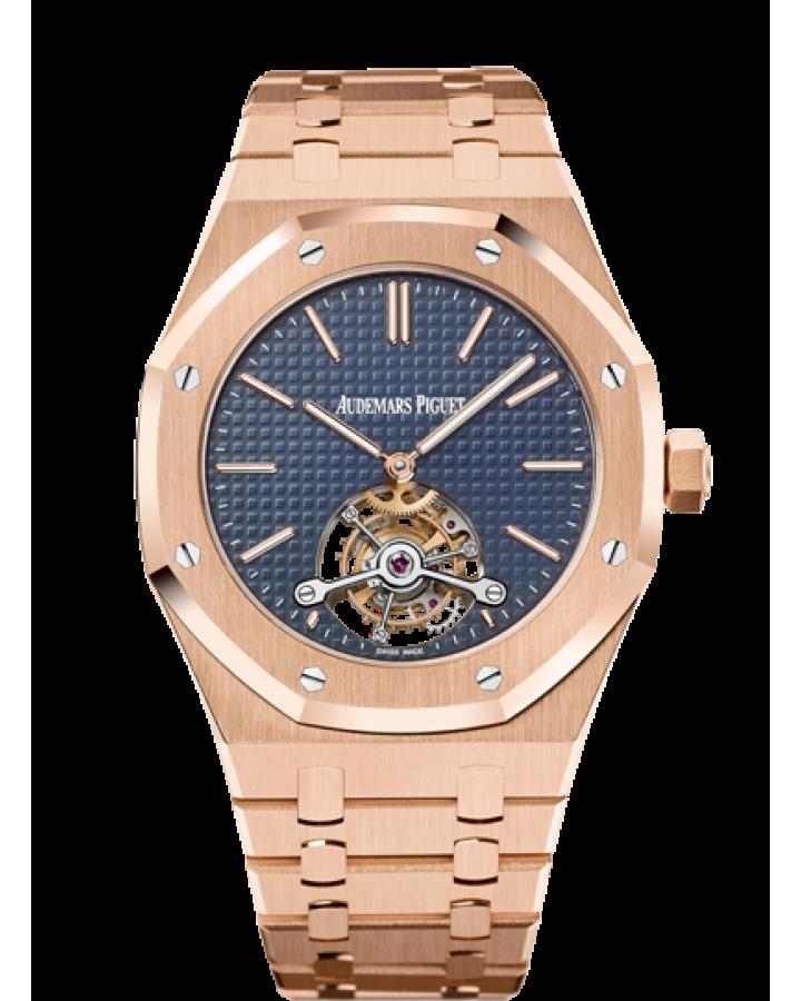 Часы AUDEMARS PIGUET Royal Oak Extra Thin Tourbillon26510OR OO 1220OR 01