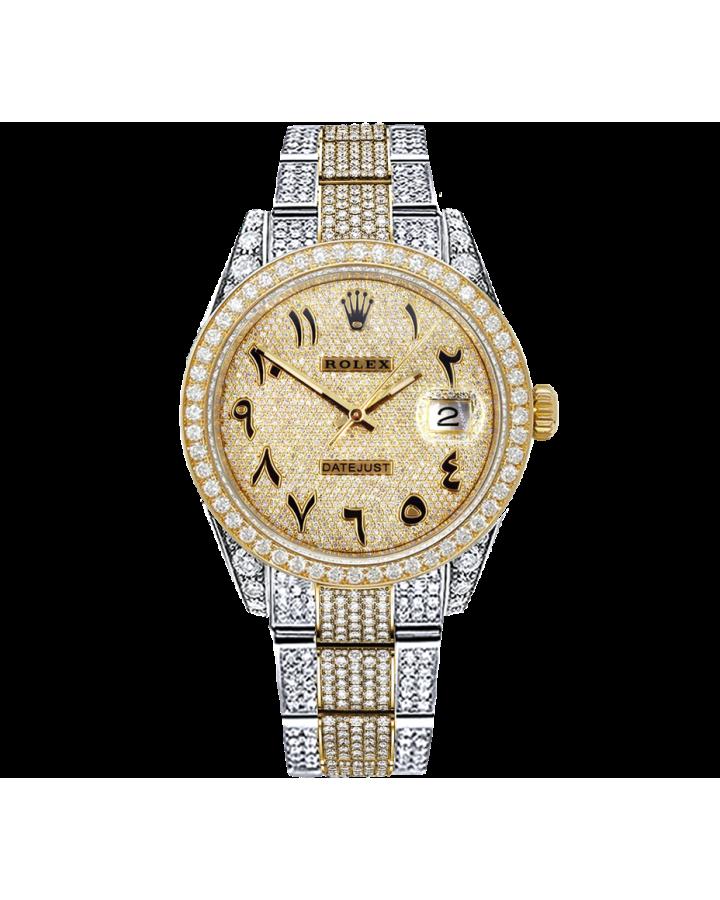 Часы Rolex DATEJUST DIAMONDS 41 MM 126301