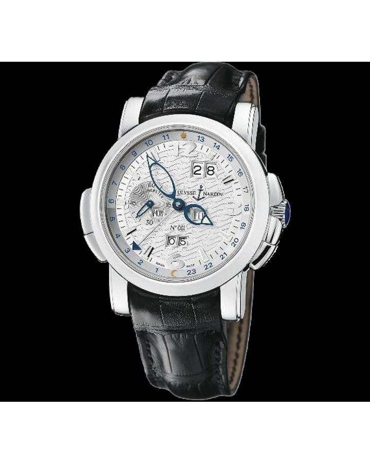 Часы Ulysse Nardin Classic GMT ± Perpetual 42mm Limited Edition 329-60