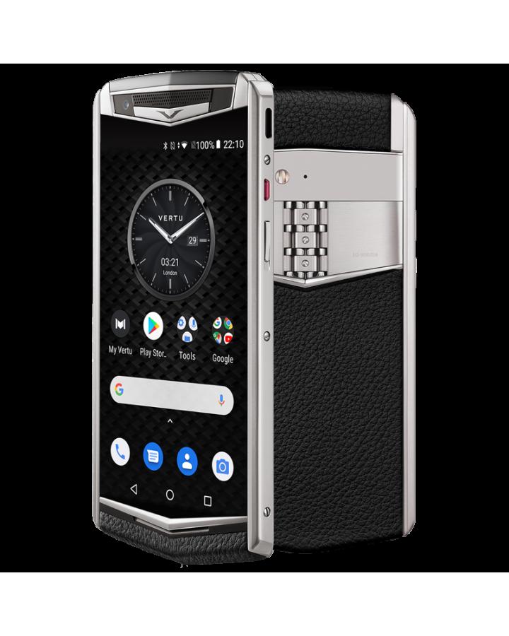 Телефон Vertu ASTER P BAROQUE TITANIUM JADE BLACK
