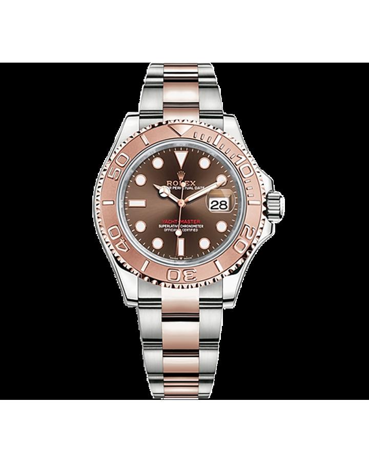 Часы Rolex YACHT-MASTER 40 MM OYSTERSTEEL AND EVEROSE GOLD