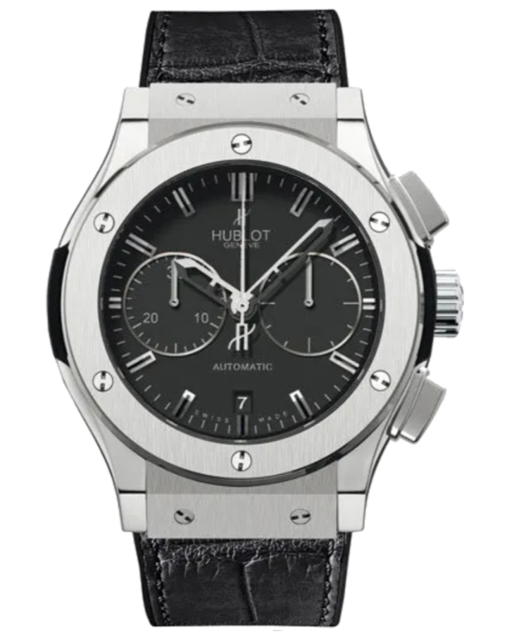 Часы Hublot Classic Fusion Chronograph Titanium 521.NX.1170.LR