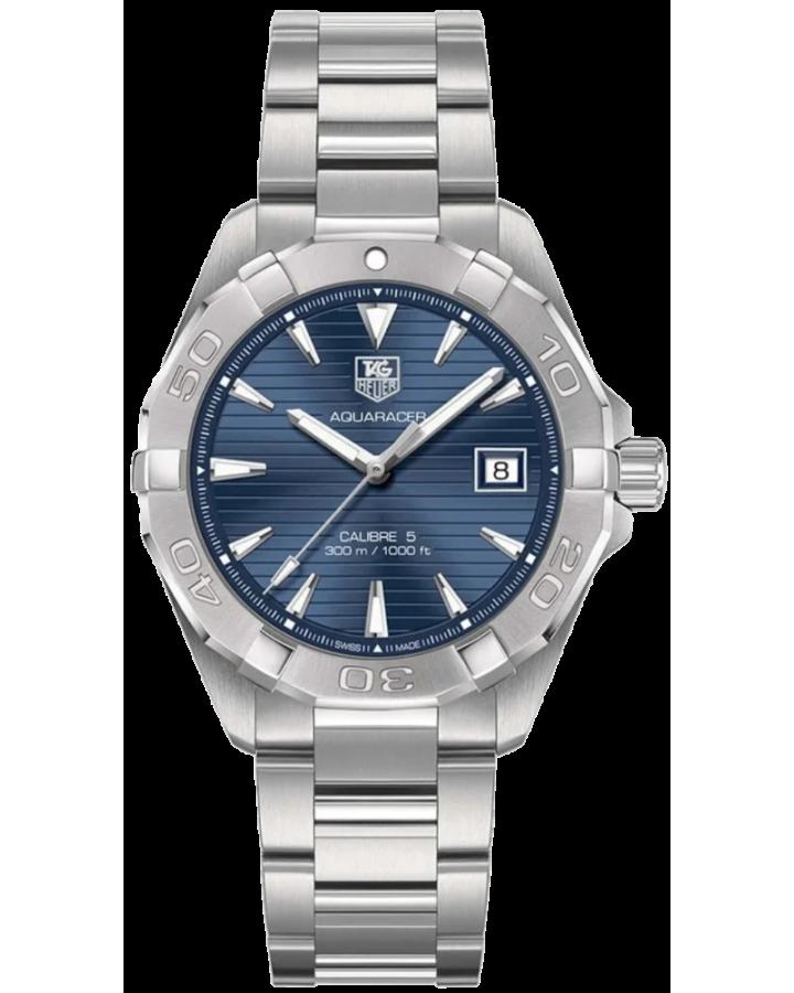 Часы TAG Heuer Aquaracer 300M Calibre 5 Automatic Watch 40.5 mm WAY2112.BA0910
