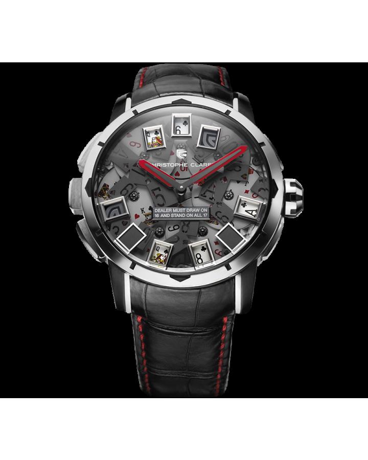 Часы Christophe Claret 21 BlackJack 21 BlackJack MTR.BLJ08.160-181