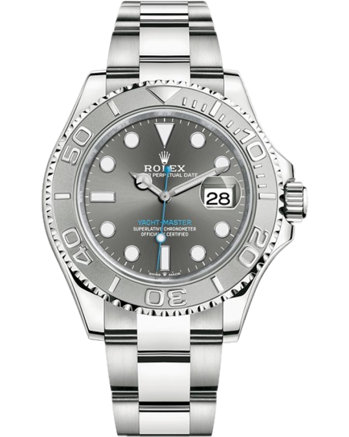 Rolex Yacht-Master 40mm Oystersteel and Platinum 126622-0001