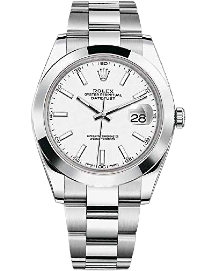 Часы Rolex Datejust 41mm Stainless Steel