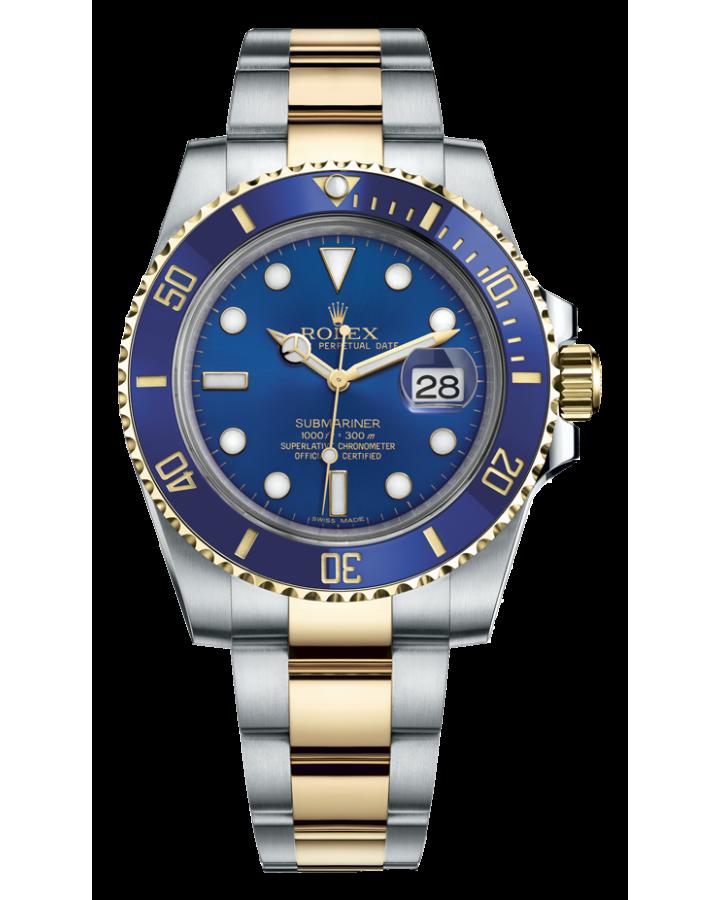 Часы Rolex 126613LB-0002 Submariner Oyster Perpetual Date 41mm