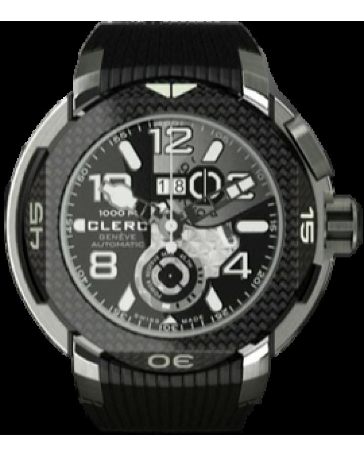 Часы Clerc Hydroscaph T1 carbon