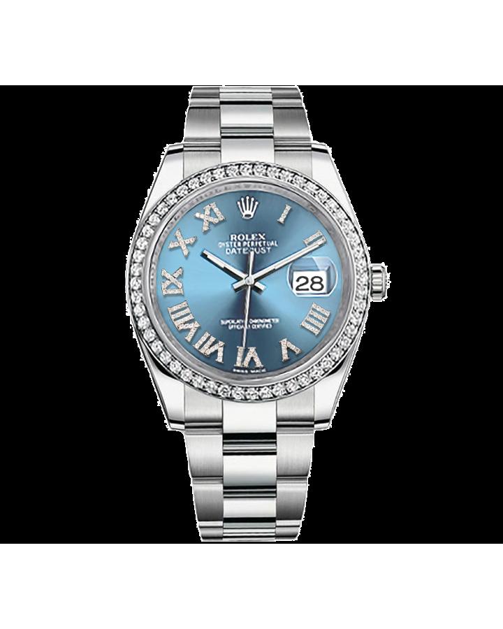 Часы Rolex Datejust 41mm Тюнинг