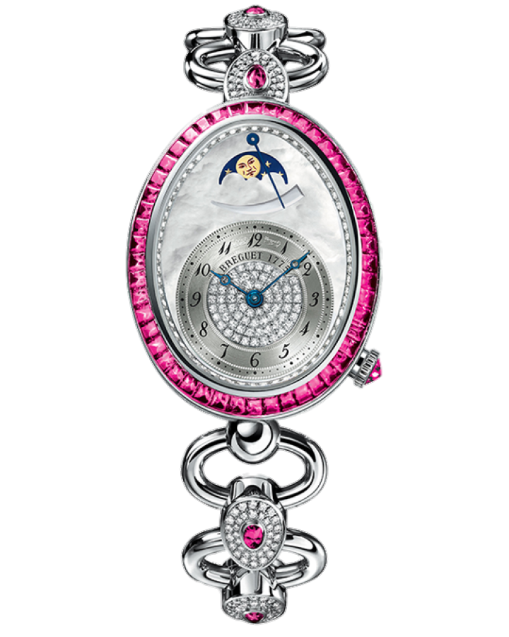 Часы Breguet Reine de Naples 8909BB/5D/J21/RRRR