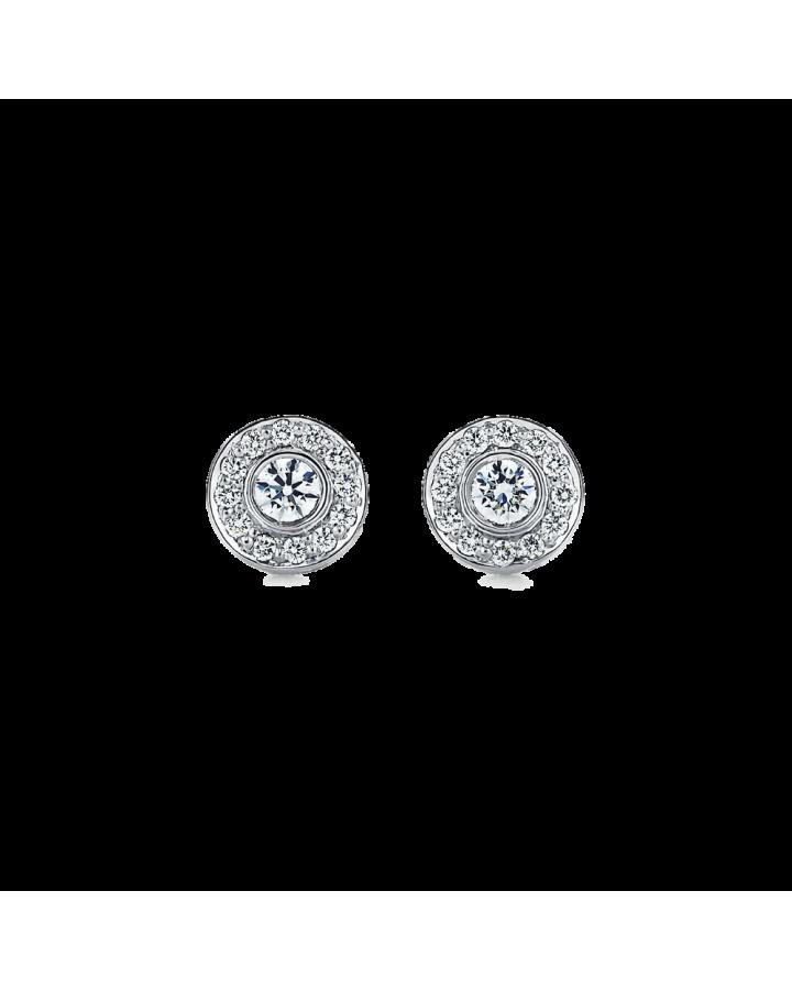 Серьги Tiffany&Co. Tiffany Circlet
