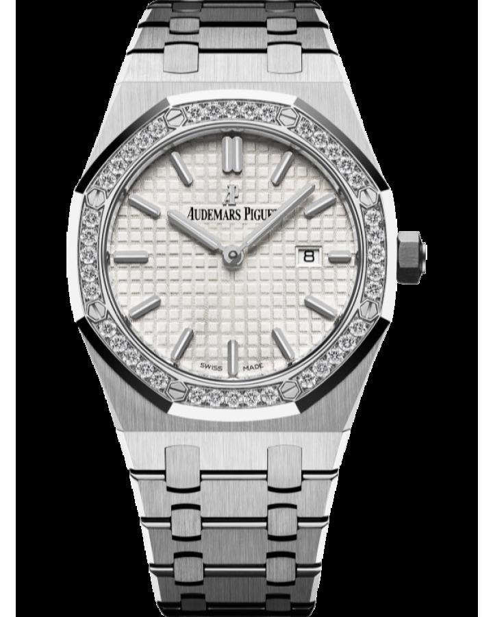 Часы AUDEMARS PIGUET Royal Oak Quartz Steel 67651ST.ZZ.1261ST.01