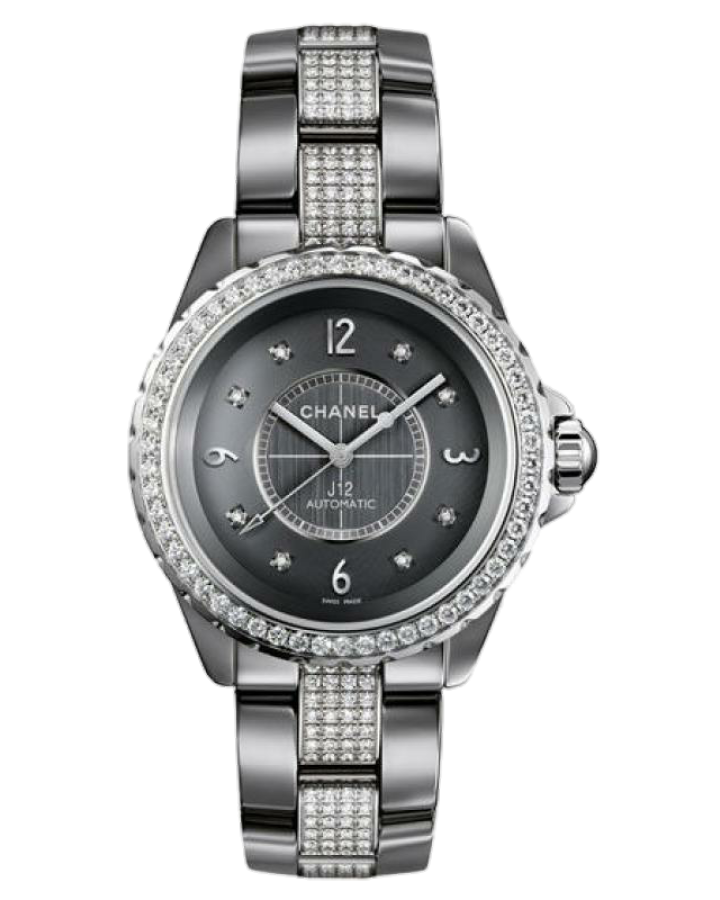 Часы Chanel J12 Chromatic Diamond 38 mm H3106