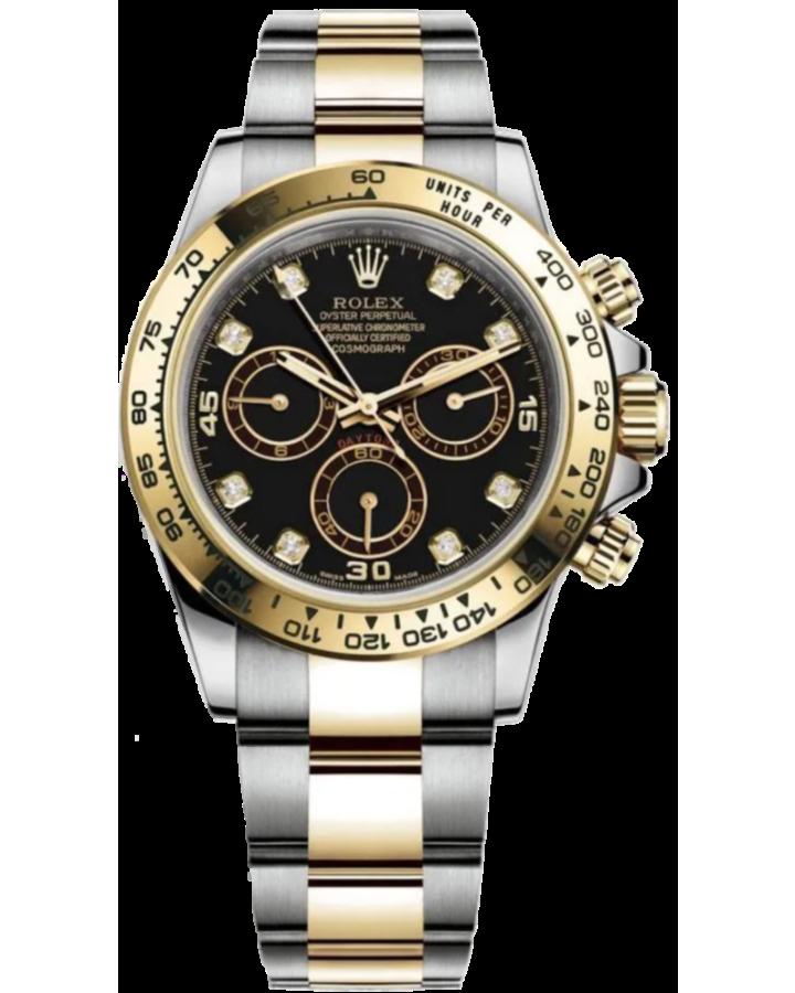 Часы Rolex Cosmograph Daytona 40mm Steel and Yellow Gold 116503-0008