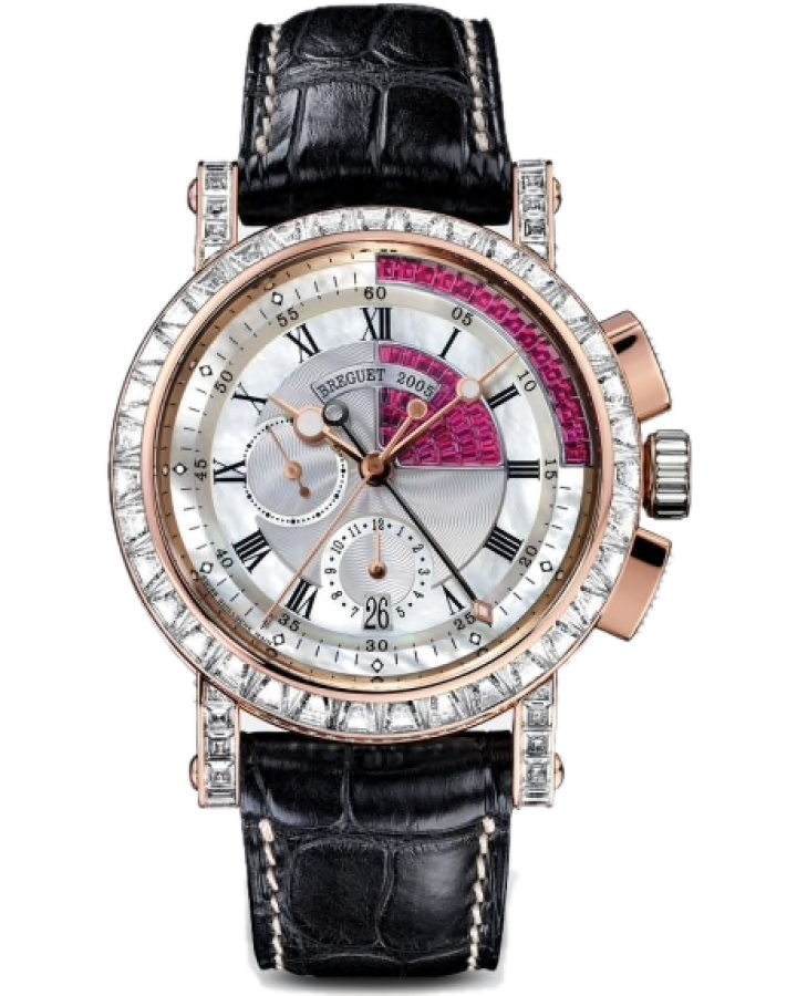 Часы Breguet Marine 5829BR/8R/9ZU/DD0D