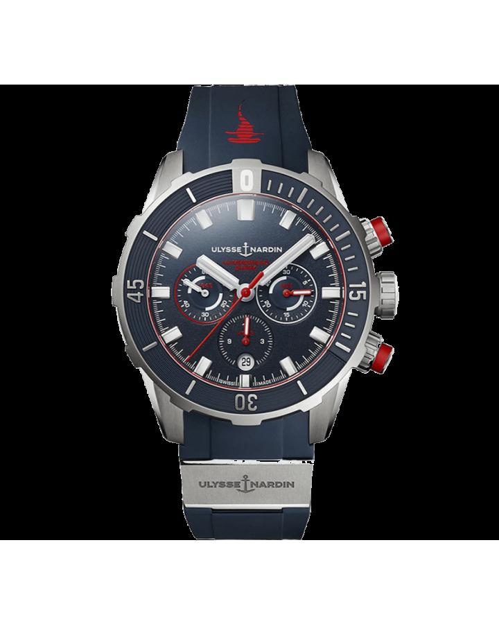 Часы Ulysse Nardin Diver Chronograph Hammerhead Shark 1503-170LE-3/93-HAMMER