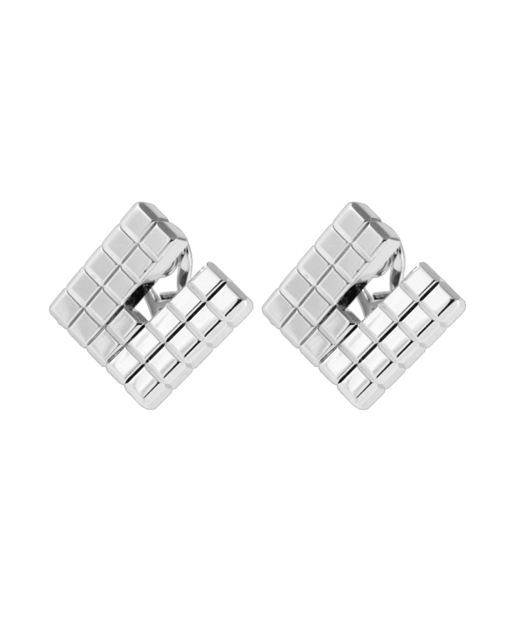 Серьги Chopard  Ice Cube 844195-1001