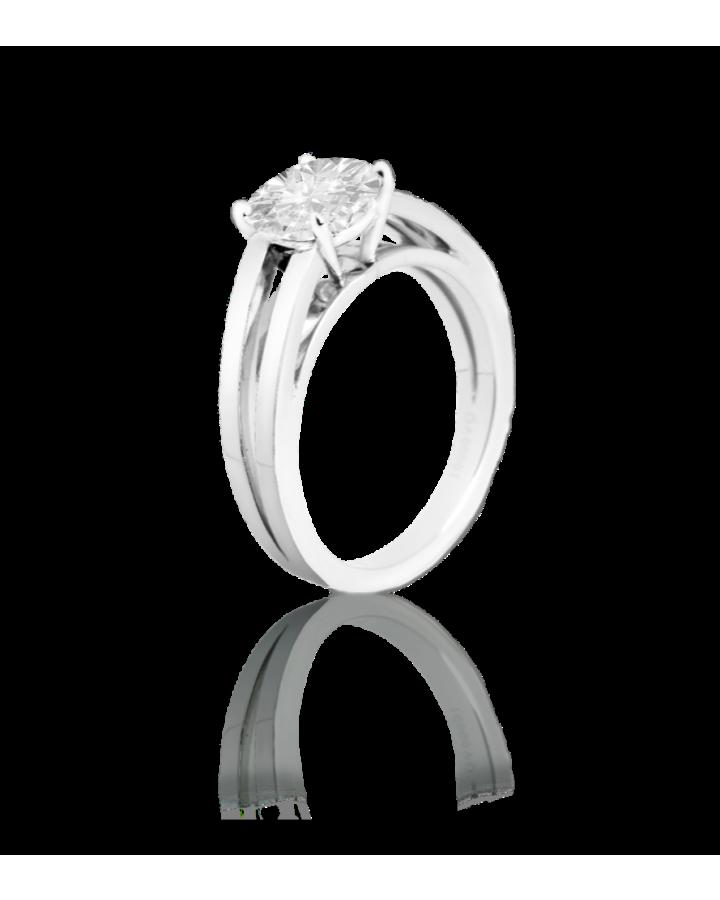 Кольцо RALFDIAMONDS  с бриллиантом 1 40ct J/VS2