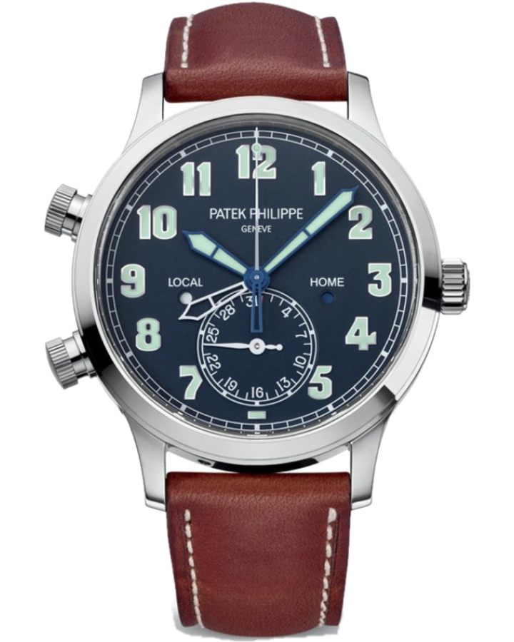 PATEK PHILIPPE COMPLICATED WATCHES 5524