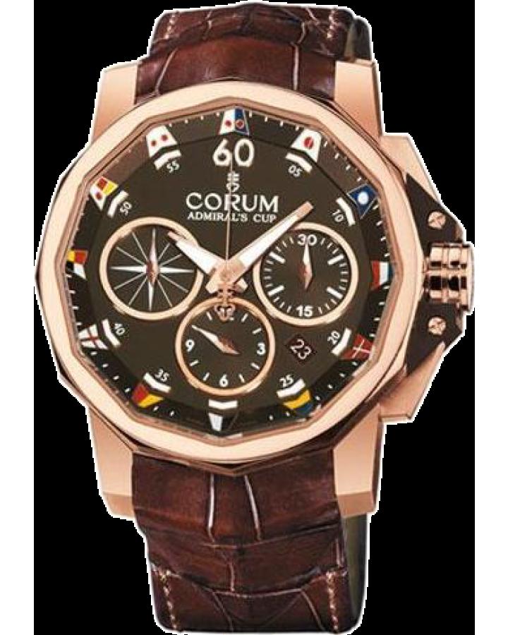 Часы Corum  Admiral s Cup Challenger Chrono 44 753.692.55/0002 AG12