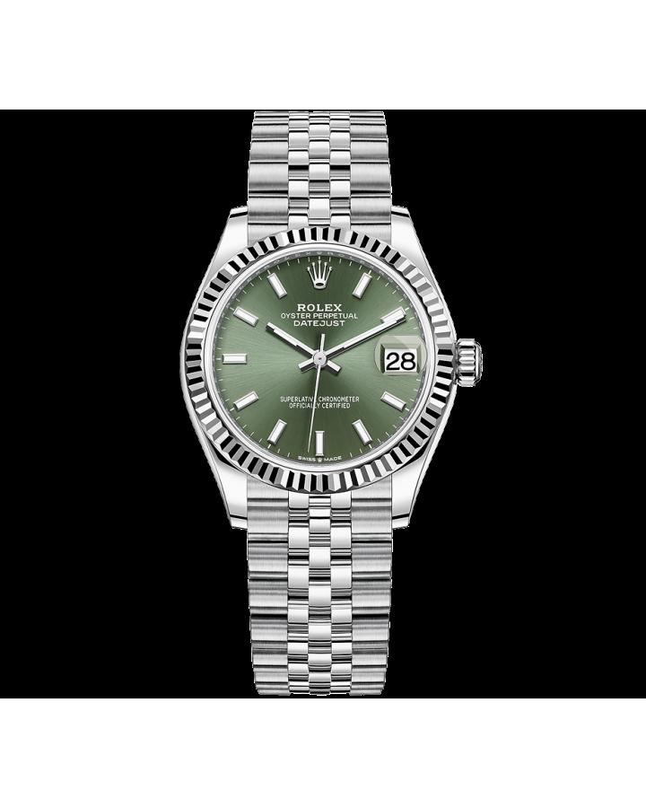 Часы Rolex Datejust 31mm Steel and White Gold 278274 0018