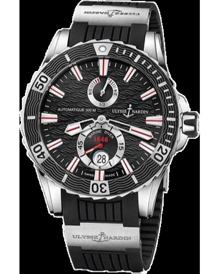 Часы Ulysse Nardin Diver Marine Diver 263-10-3/92