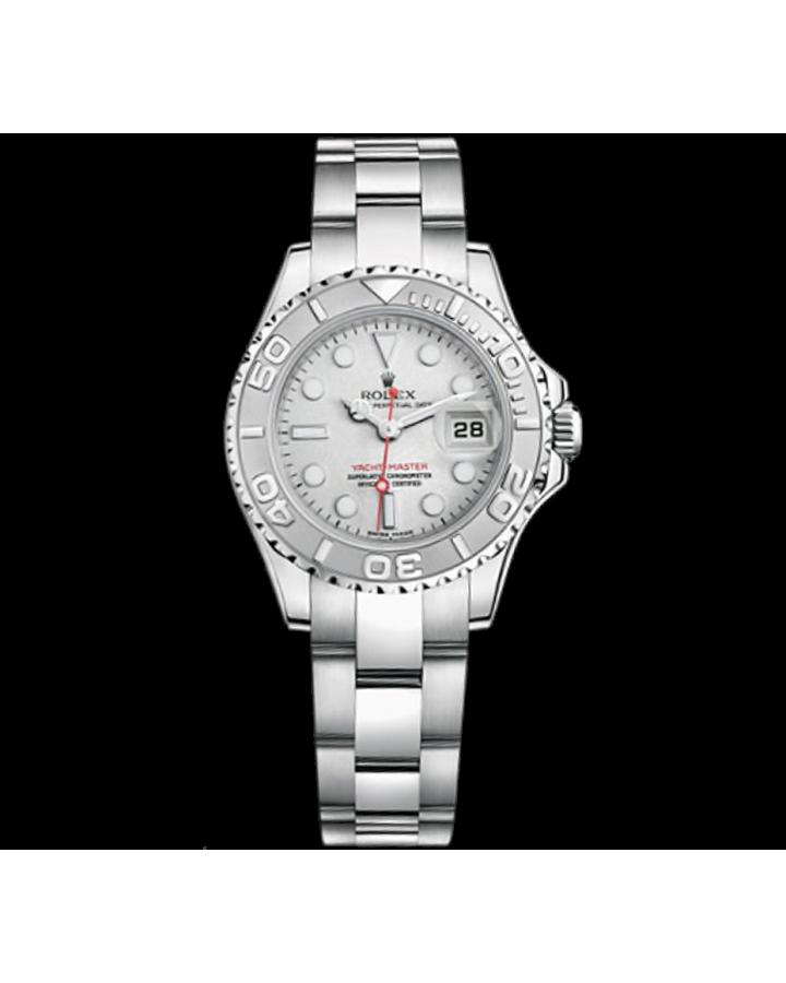 Часы Rolex Yacht Master Platinum and Steel 169622