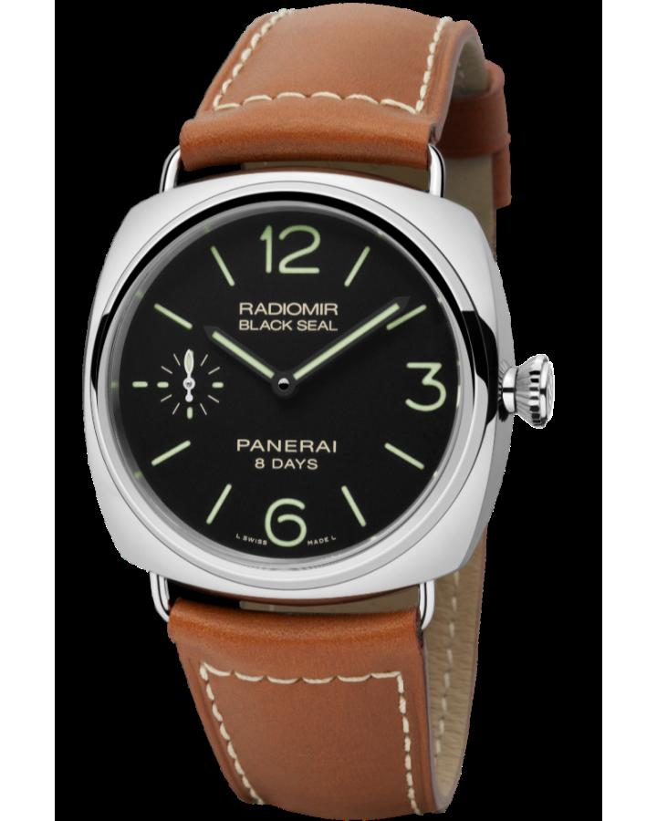 Часы Panerai Officine Radiomir Black Seal 8 Days AcciaioPAM 00609