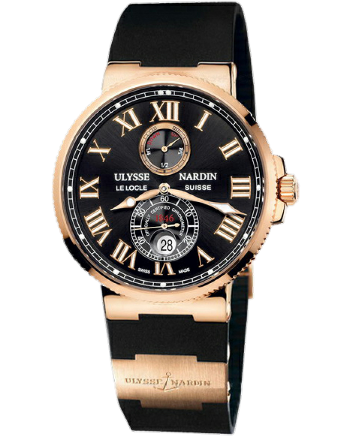 Часы Ulysse Nardin MARINE MAXI CHRONOMETER 43MM