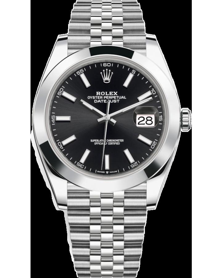 Часы Rolex DATEJUST 41ММ STEEL 126300