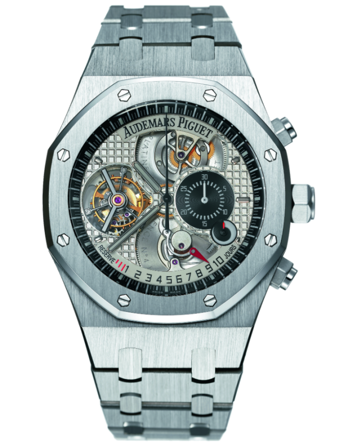 Часы AUDEMARS PIGUET Tradition of Excellence Piece № 4 Royal Oak 25969PT OO 1105PT 01