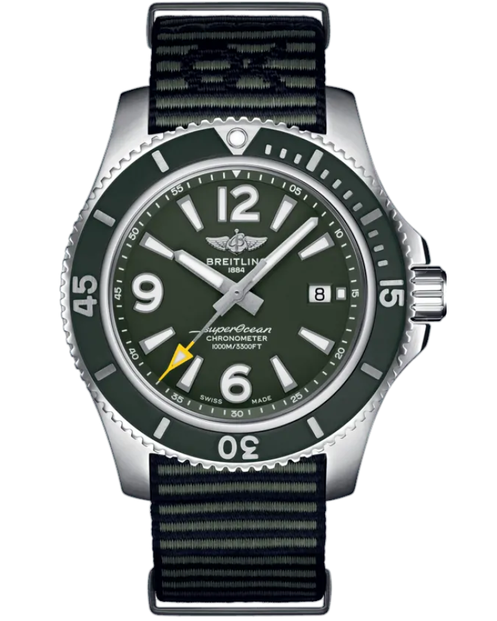 Часы Breitling SUPEROCEANAUTOMATIC 44 OUTERKNOWN A17367A11L1W1