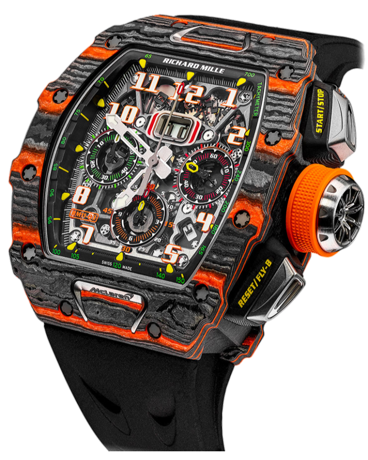 Часы Richard Mille RM 11-03 McLaren Automatic Flyback Chronograph