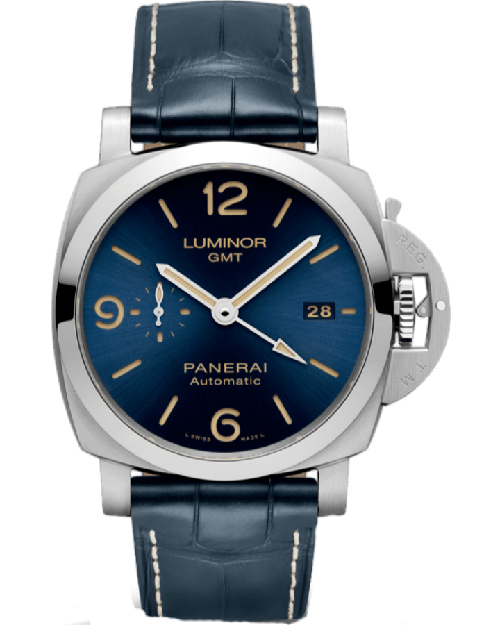 Часы Panerai Officine Luminor GMT 44 mm PAM01033