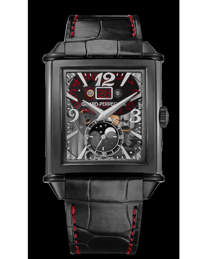 Часы Girard-Perregaux Vintage 1945 XXL Large Date Moon Phase 25882-21-223-BF6A