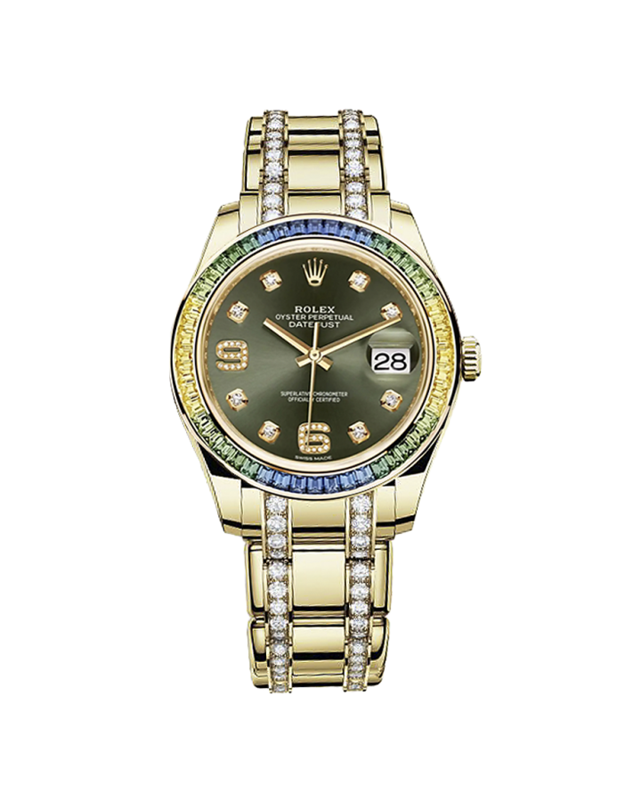 Часы Rolex Datejust Ladies Pearlmaster 39 mm