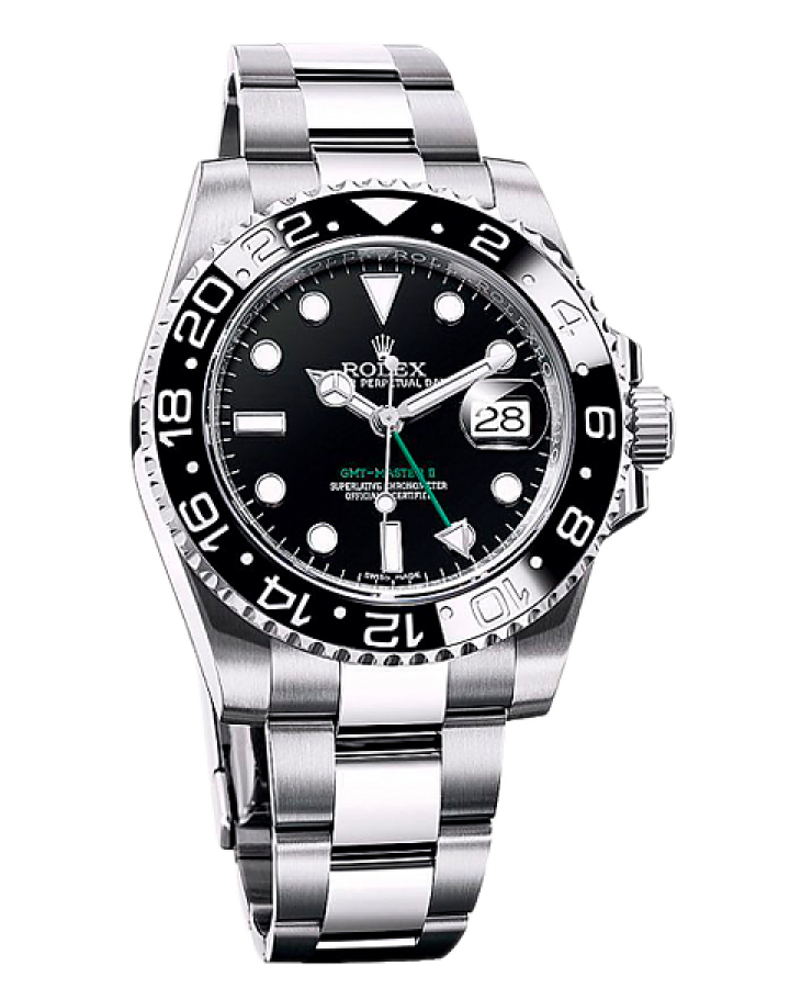Часы Rolex GMT MASTER II 40MM STEEL