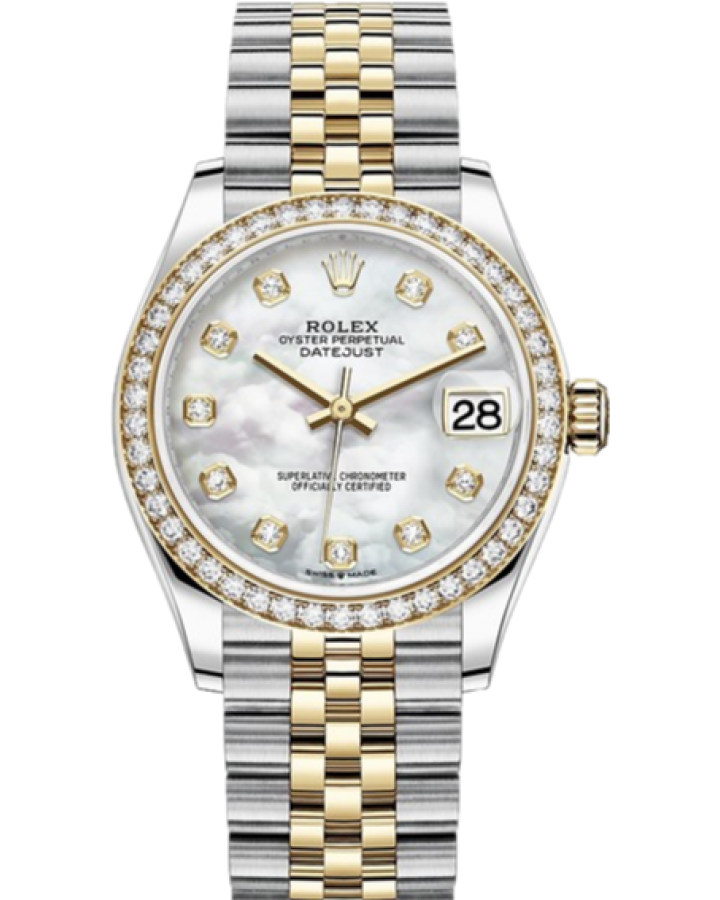 Часы Rolex Datejust 31mm Steel and Yellow Gold 2278383RBR 0028