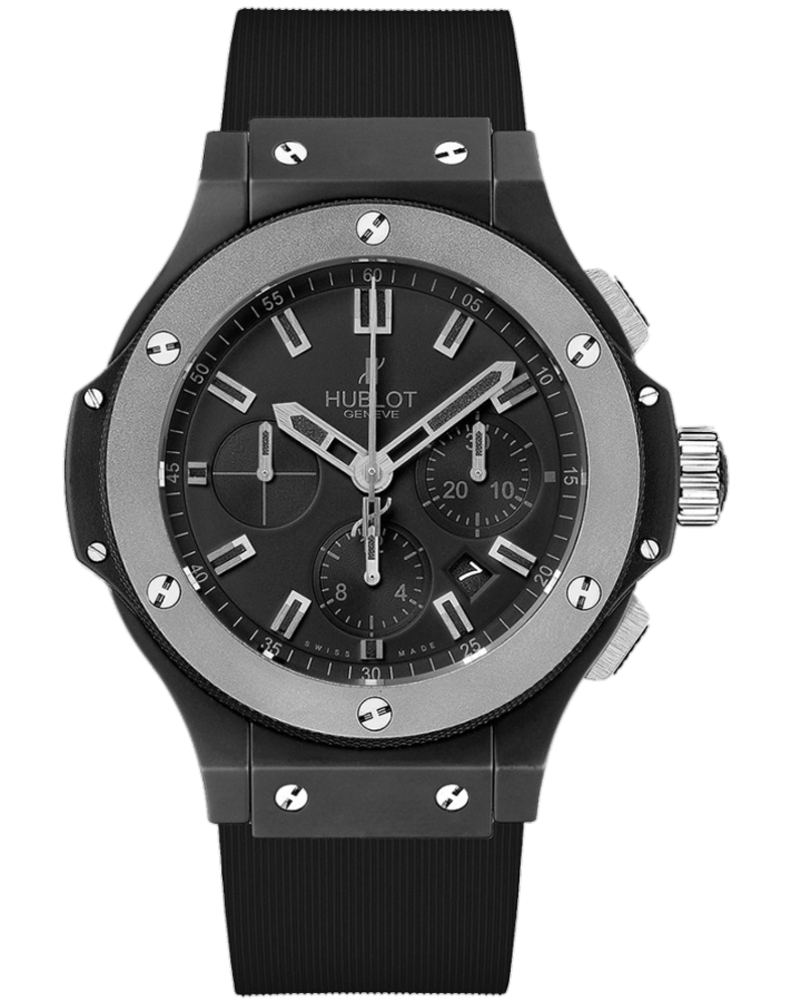 Часы Hublot BIG BANG EVOLUTION ICE BANG BLACK DIAL